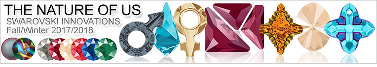 Swarovski innovations for Fall/Winter 2017/2018